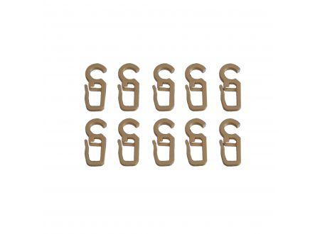 Liedeco Faltenlegehaken für Gardinenstangen ø 28 mm bei handwerker-versand.de günstig kaufen