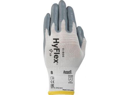 Handschuh HyFlex 11-800 Größe:9 Lieferumfang: 12 Paar