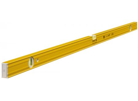 Wasserwaage Stabila Leichtmetall 2-Libellen Länge:150cm