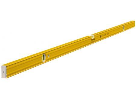 Wasserwaage Stabila Leichtmetall 2-Libellen Länge:180cm