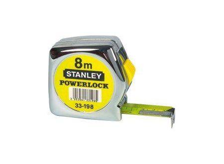 Stanley Taschenbandmass Kunststoff POWERLOCK 8mx25mm bei handwerker-versand.de günstig kaufen