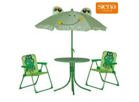 Siena Garden Gartenmöbelset für Kinder, 2 Stühle, 1 Tisch bei handwerker-versand.de günstig kaufen
