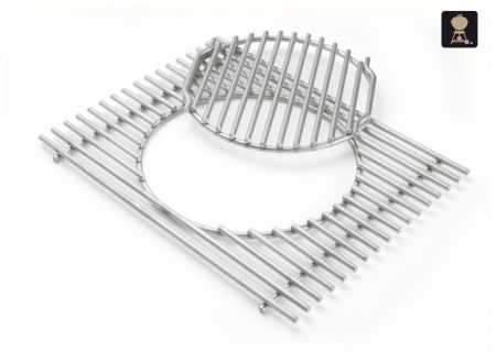 Weber Gourmet BBQ System - Grillrost mit Grillrosteinsatz bei handwerker-versand.de günstig kaufen