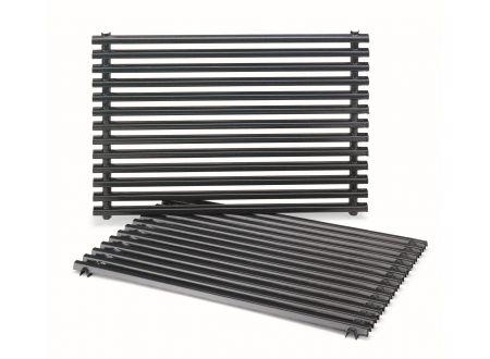 weber grillrost spirit genesis gusseisern emailliert 38 x 29cm kaufen. Black Bedroom Furniture Sets. Home Design Ideas