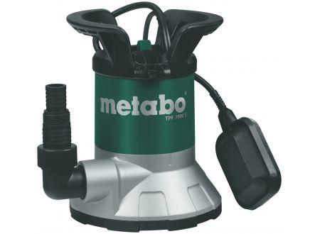 Flachsaugende Tauchpumpe Metabo TPF Ausführung:TPF 7000 S