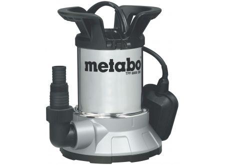 Flachsaugende Tauchpumpe Metabo TPF Ausführung:TPF 6600 SN