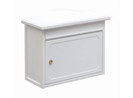 burg w chter briefkasten kopenhagen wei kaufen. Black Bedroom Furniture Sets. Home Design Ideas