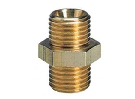 Einhell Doppelnippel für Kompressor bei handwerker-versand.de günstig kaufen