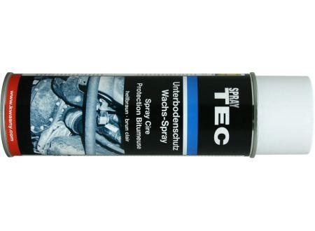 SprayTEC Unterbodenschutz Wachs-Spray hellbraun bei handwerker-versand.de günstig kaufen