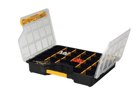 Profi-Sortimentskasten Allit EuroPlus Größe:365x295x62 mm