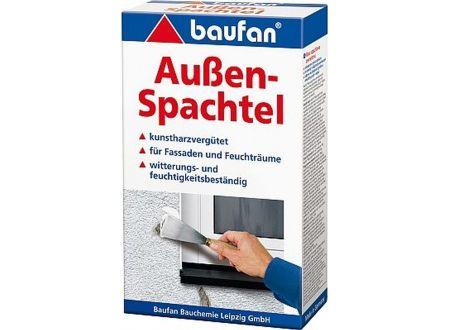 Baufan Außenspachtel Inhalt:1,0l