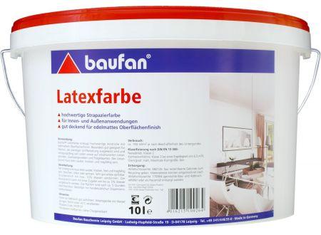 Baufan Bauchemie Baufan Latexfarbe bei handwerker-versand.de günstig kaufen