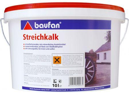 Baufan Bauchemie Baufan Streichkalk bei handwerker-versand.de günstig kaufen