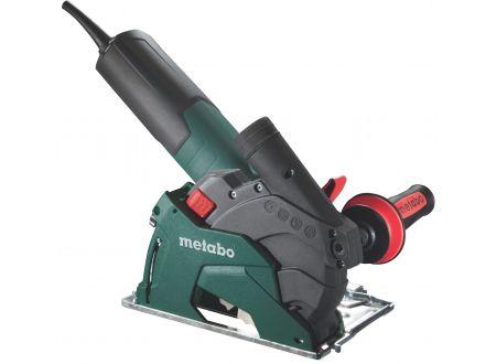 Winkelschleifer Metabo WE 12-125 HD Set CED Ausstattung:ohne Führungstisch