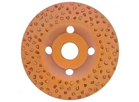 Hartmetall-Schleifteller Eibenstock Ø 125 mm (für EBS 125.4 RO) Typ:grob