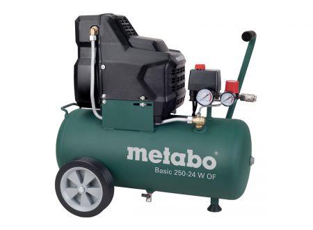 Kompressor Metabo Basic Ausführung:24 W OF*