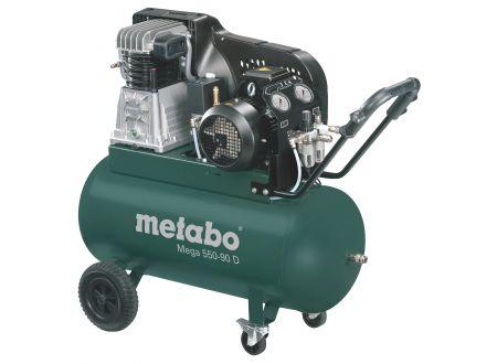 Kompressor Metabo Mega D Ansaugleistung:510 l/min
