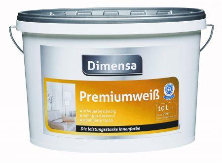 Meffert AG Farbwerke Dimensa Premiumweiß bei handwerker-versand.de günstig kaufen