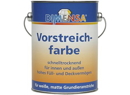 Meffert AG Farbwerke Dimensa Vorstreichfarbe weiß bei handwerker-versand.de günstig kaufen