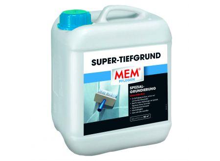 MEM Super Tiefgrund Inhalt:10l