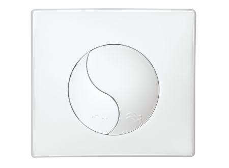 Conmetall-Meister Betätigungsplatte Farbe:weiß