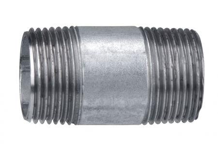 Rohrnippel Abmessungen:1 x 60mm
