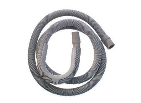Conmetall-Meister Kunststoff-Waschmaschinen-Spiral-Ablaufschlauch Länge:2 m