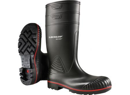 Dunlop Bau-Stiefel S5 schwarz bei handwerker-versand.de günstig kaufen