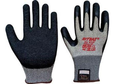 Schnittschutzhandschuh Taeki 5 Latex-beschichtet Größe:7