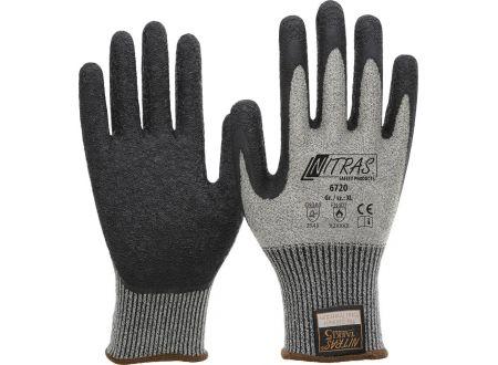 Nitras Schnittschutzhandschuh Taeki 5 Latex-beschichtet bei handwerker-versand.de günstig kaufen