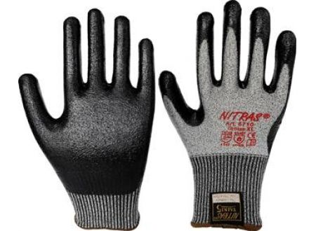 Schnittschutzhandschuh Taeki 5 Nitril-beschichtet Größe:7