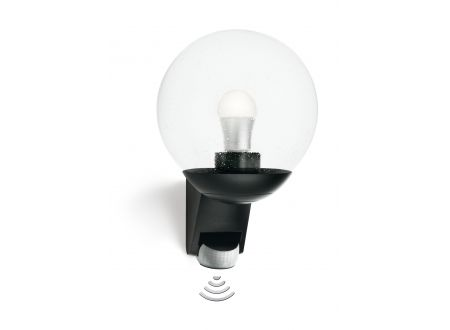 Sensor-Außenleuchte L 585 S Ausführung:schwarz