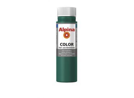 alpina color 250ml farbe deep green. Black Bedroom Furniture Sets. Home Design Ideas