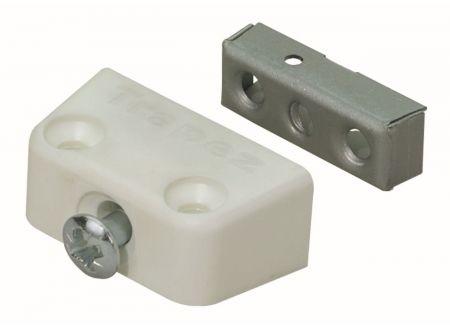 Beschlag Trapez Material:Kunststoff-Metall
