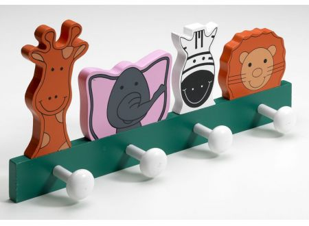 Kindergarderobenleiste Design:Figuren