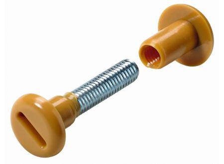 Hettich International Verbindungs-Schraube mit Kunststoff bei handwerker-versand.de günstig kaufen