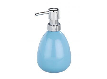 Keramik Seifenspender Polaris Farbe:hellblau