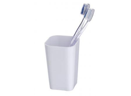 Zahnputzbecher Candy Farbe:weiß