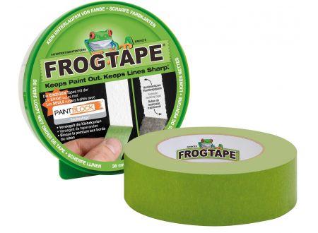 Frogtape Malerband grün 41,1m Breite:24 mm