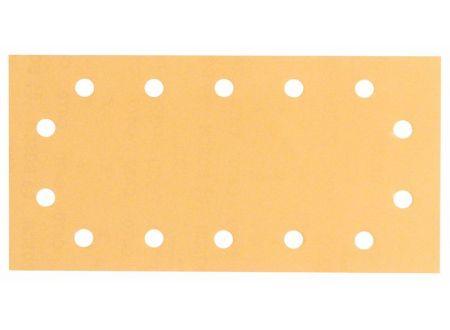 Bosch Schleifblatt C470 50er-Pack Körnung:80 Größe:115 x 230mm
