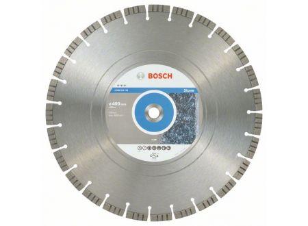 Bosch Diamanttrennscheibe Best for Stone Durchmesser:400mm Bohrungsdurchmesser:20,00mm