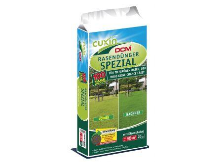 Cuxin Rasendünger spezial minigran Inhalt:20kg