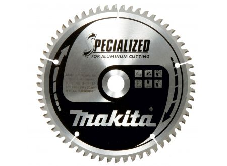 Makita SPECIALIZED Sägeblatt Durchmesser:185mm