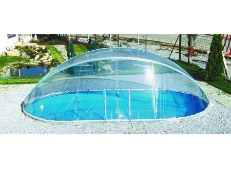Cabrio Dome - Abdeckung für Ovalbecken bei handwerker-versand.de günstig kaufen