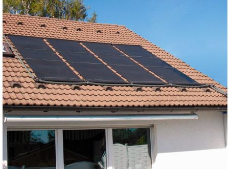 Waterman Solarabsorber-Set Länge:4m