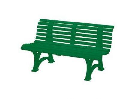 Voku-Bank Helgoland Farbe:grün