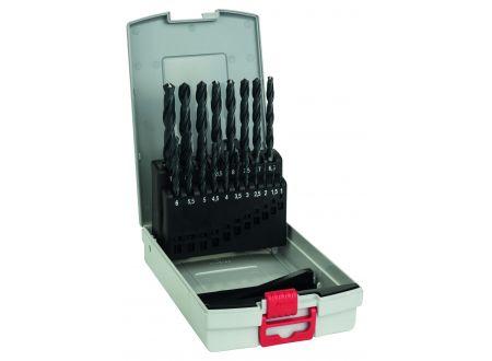 Bosch Metallbohrer-Set ProBox Ausführung:19-teilig Metall HSS-Co