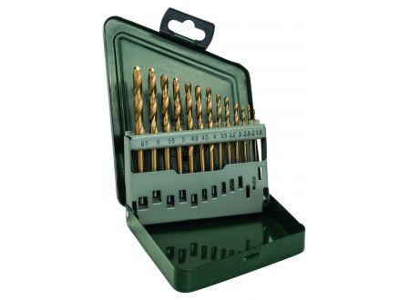 Bosch Metallbohrer HSS-TiN Set Ausführung:13-teilig