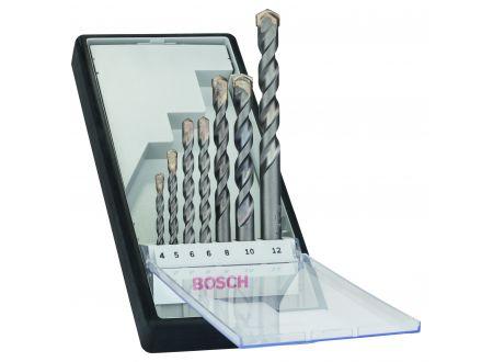 Bosch Betonbohrer-Set Silver Percussion Ausführung:7-teilig