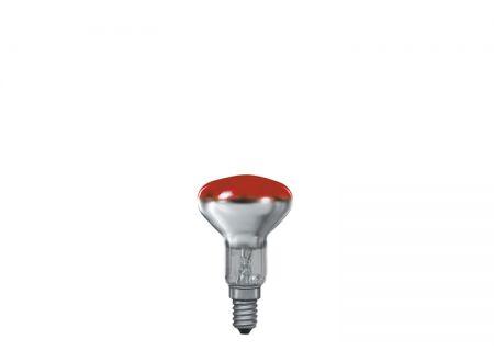 Reflektorlampe Ausführung:R50 Farbe:rot